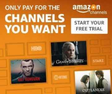 FREE 7 Day Trial of Cinemax fo...