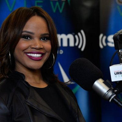 WASHINGTON, DC - MAY 08:  Legal Analyst, Former Prosecutor And Bestselling Author Laura Coates Launches Show On SiriusXM at SiriusXM Studio on May 8, 2017 in Washington, DC.  (Photo by Larry French/Getty Images)