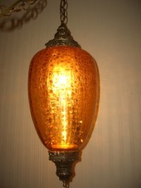 Vintage Retro Swag Lamps Photos - Vintage Swag Lamps
