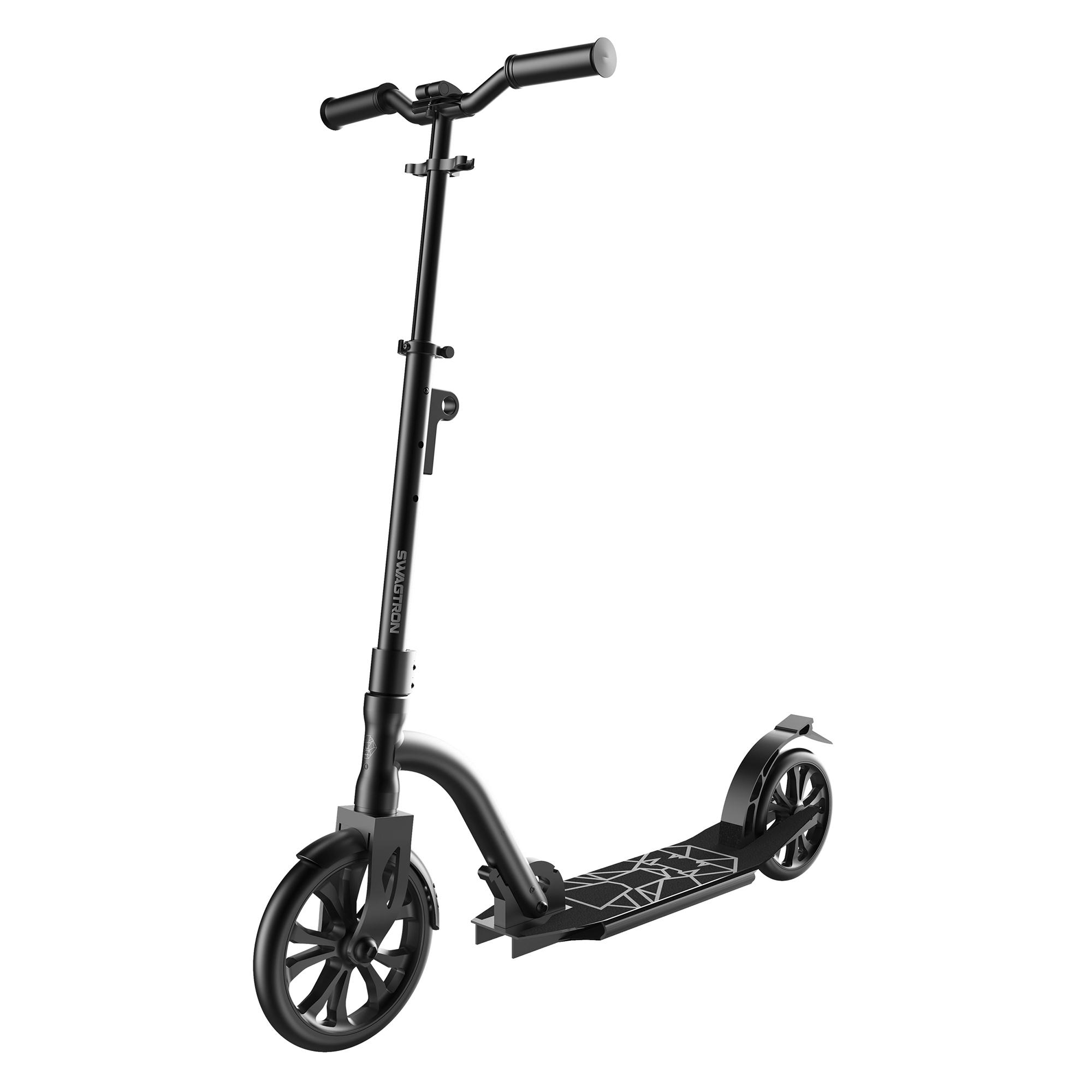 Swagtron Folding Electric Kick Scooter