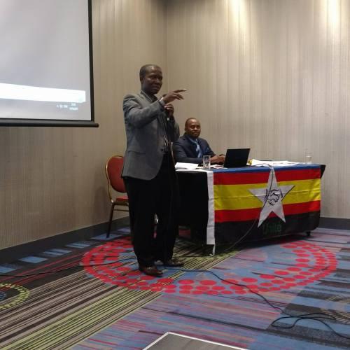 KIPYA NCHINI DR CONGO KIITWACHO CUSN ambacho Kinachopenda Kufanya Mageuzi II