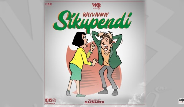 Rayvanny – Sikupendi (Official Audio)