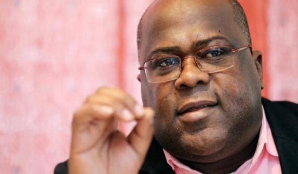 Felix Tshisekedi ameteuliwa Kuwa raisi wa RDCongo