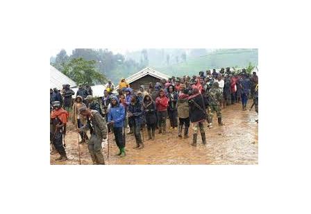 Pichayawaasi 1 Waasi wa rwanda wa kundi la CNRD pamoja na familia zao warejeshwa inchini Rwanda