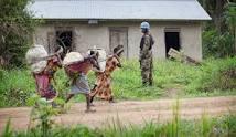 BENI-DRC/Watu waendelea kuyatoroka makazi yao.