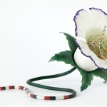 Strange Flower Sculpture