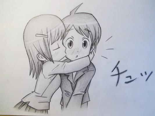 Pencil Sketch Of Girl Hd 1024x1410 Wallpaper Teahub Io