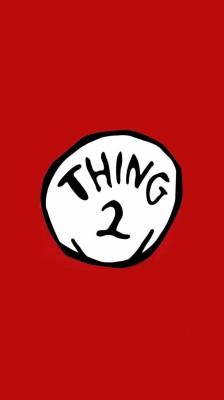 Thing 2 Wallpaper : thing, wallpaper, Thing, 736x1309, Wallpaper, Teahub.io