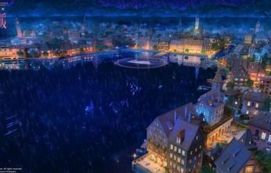 Night City Backgrounds Anime 1318x935 Wallpaper teahub io