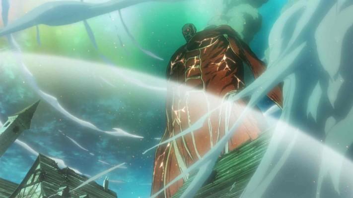 Attack On Titan Colossal Titan - 1920x1080 Wallpaper - teahub.io