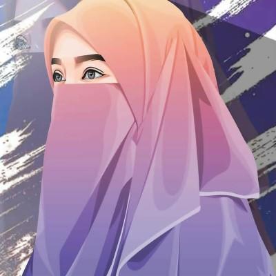 95 koleksi gambar kartun islami terbaik di tahun 2020 lengkap. gambar kartun muslimah cantik kata
