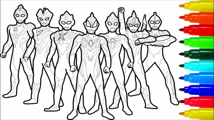 Power Rangers Ninja Steel Colouring Pages 1280x720 Wallpaper Teahub Io