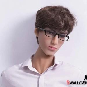 Lifelike male sex Doll Clark