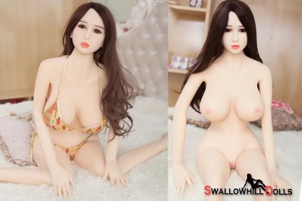 lifelike sex doll beata nude and beach ready