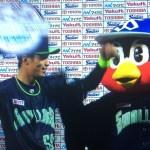 4/19 5時間半の試合を決めたのは上田剛史!