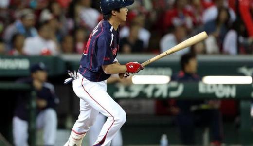 5/22 小川VS黒田、七回に追いつくも延長サヨナラで負け