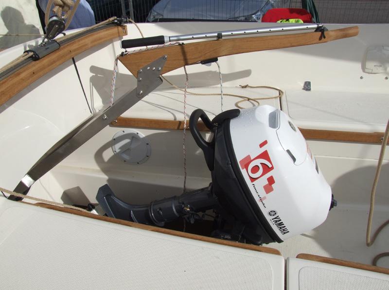 BayCruiser 23 Swallow Yachts