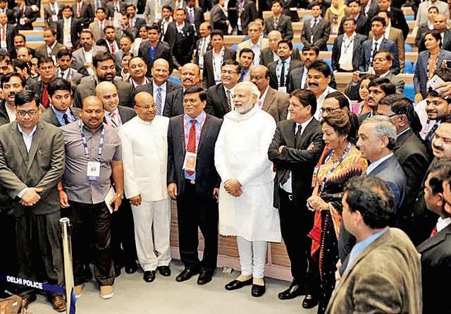 ET   06 January 2016   Rahul Gandhi is losing BR Ambedkar's legacy to Narendra Modi