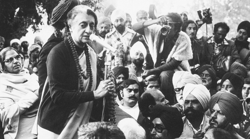 INDIRA EFFECT: Modi's connect with voters is arguably comparable with Indira Gandhi's in 1971; she won the LS polls though the math favoured a united opposition