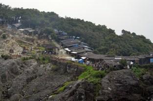 Market on the ridge