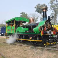 'Fairy Queen' Ready to Haul Heritage Train Once Again