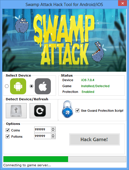 Download Swamp Attack Mod Apk : download, swamp, attack, Swamp, Attack, Unlimited, Resources, Amounts, Coins, Potions.