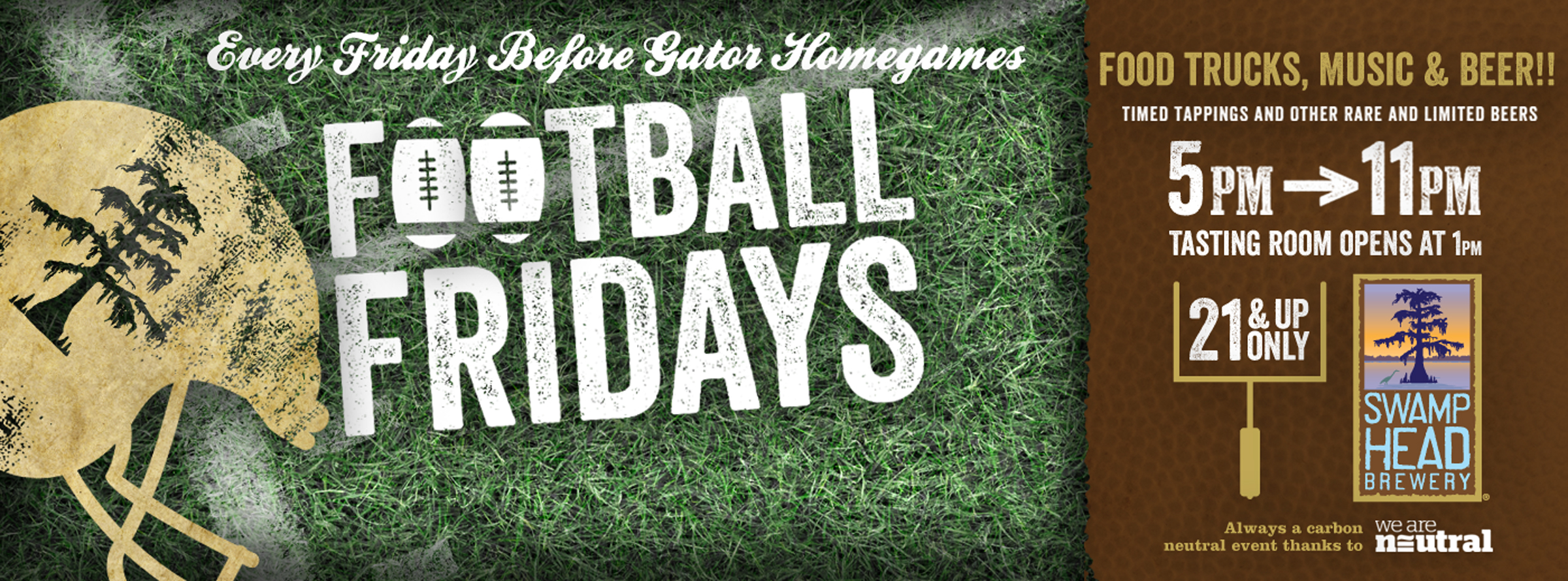 Football Friday Events