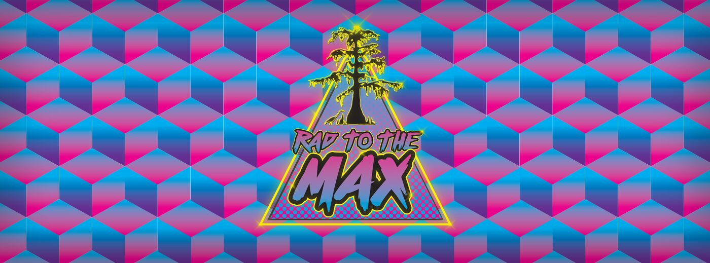 Rad to the Max 80s Party