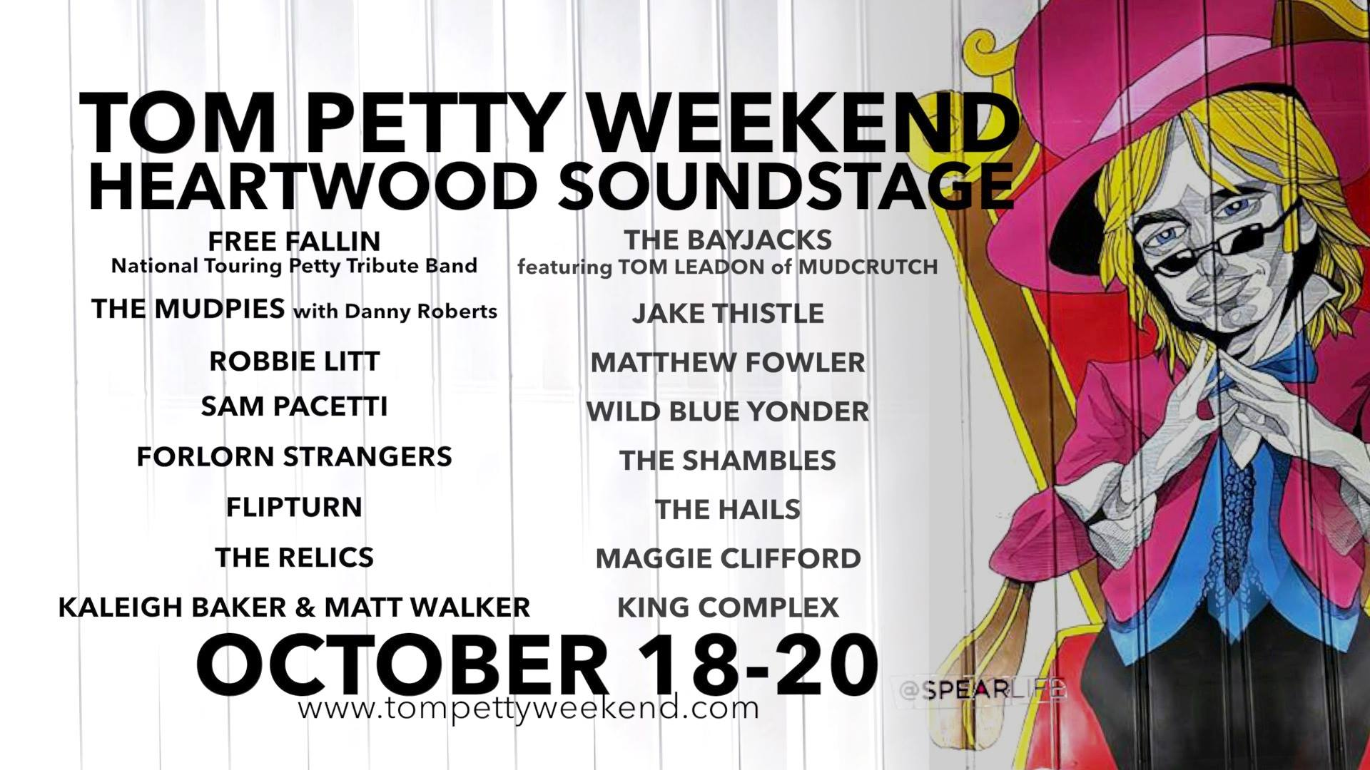 Tom Petty Weekend