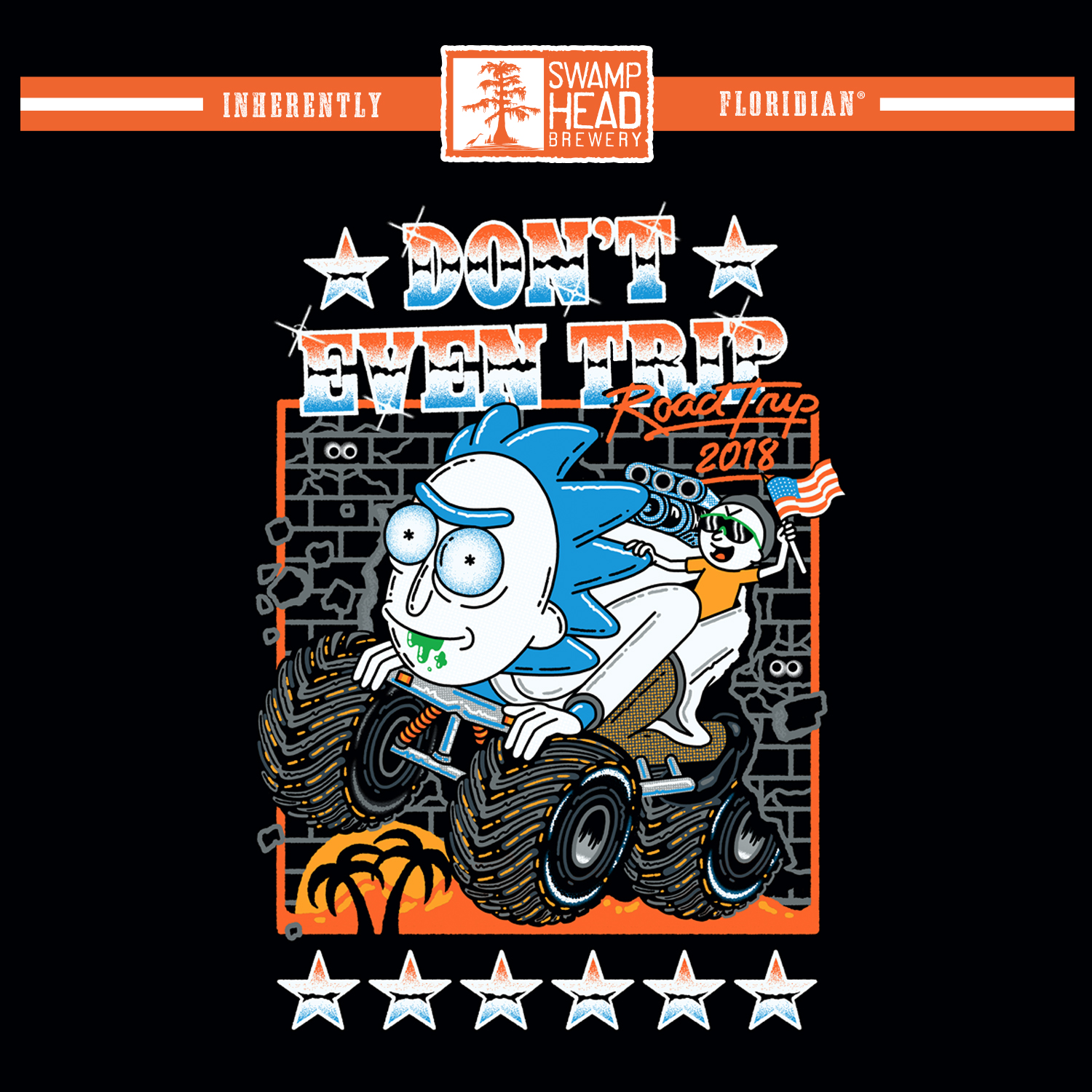 Rickmobile: Don't Even Trip Tour