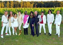 'Bowie' Rock Symphony in the Vines