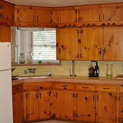 Kitchen Cabinet Faces Cheap Countertops The Endangered Piney Woods Inside An Oak Forest Home ...