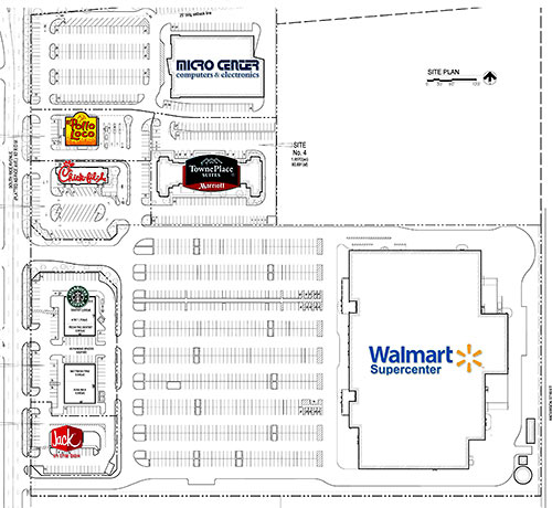 Site Plan Shows New Walmart Supercenter Coming to S. Rice