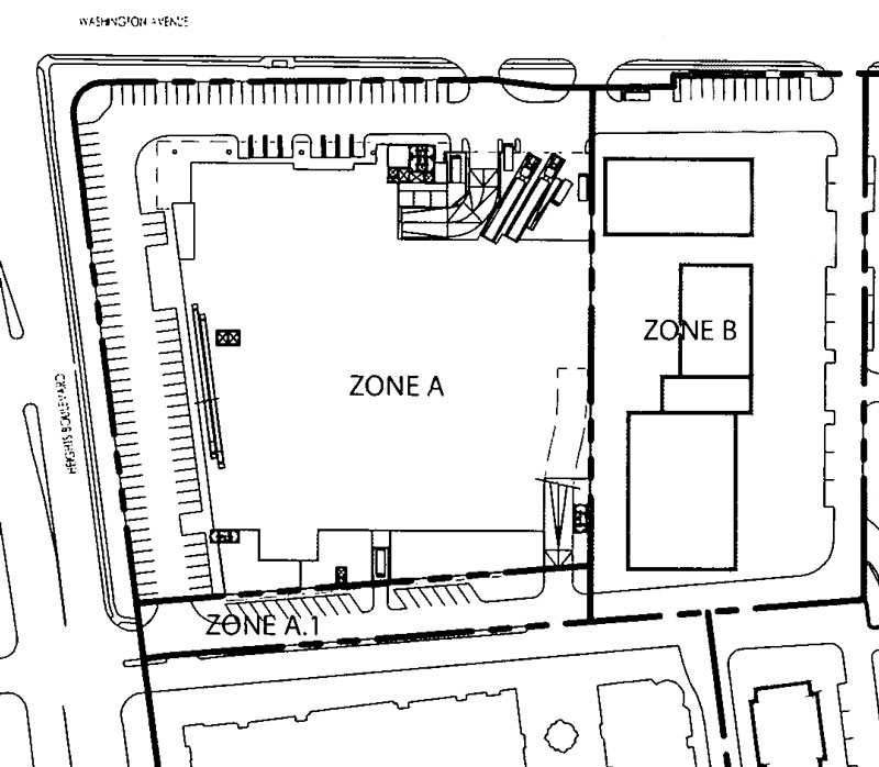 Midway: H-E-B-Footed Midrise on Washington Ave. Will Be in