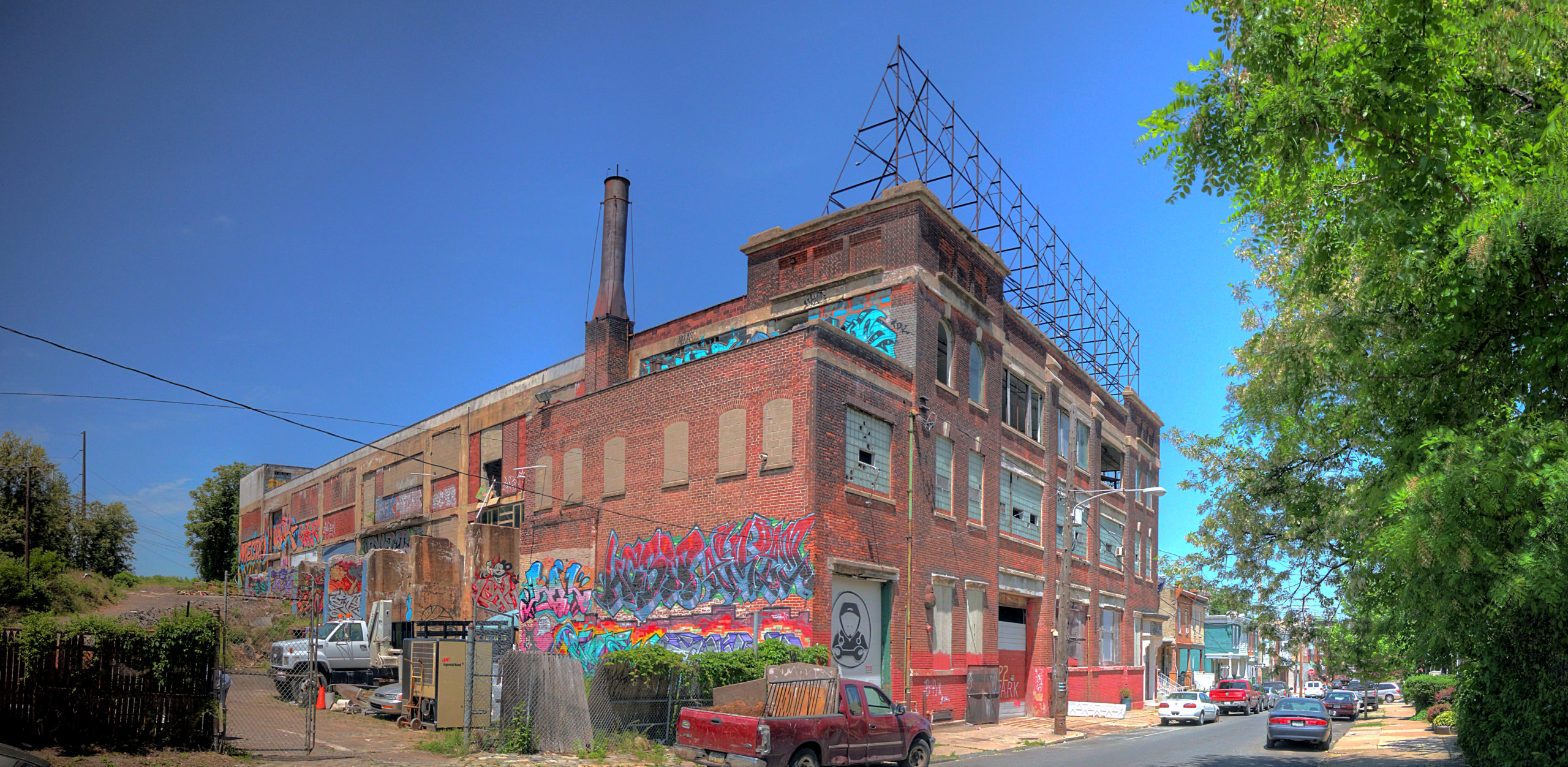 The Recycling Company 3030 N 16th Street Philadelphia, PA Copyright 2019, Bob Bruhin. All rights reserved.