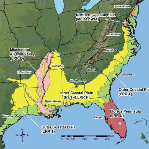 Wetland Delineation Training on wetlands in florida on map, appalachian mountains on world map, wetlands on world map,