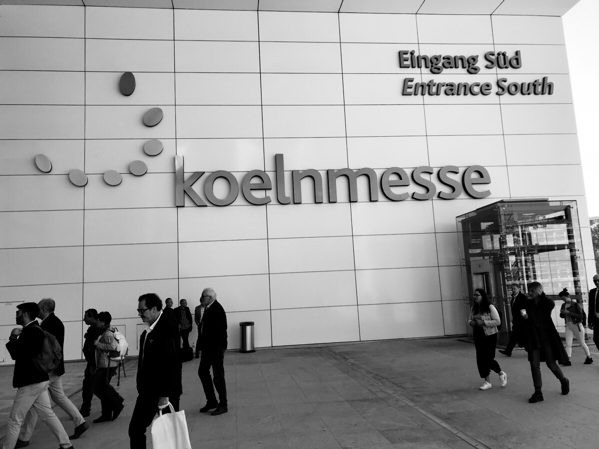 Photokina: Welcome on stage
