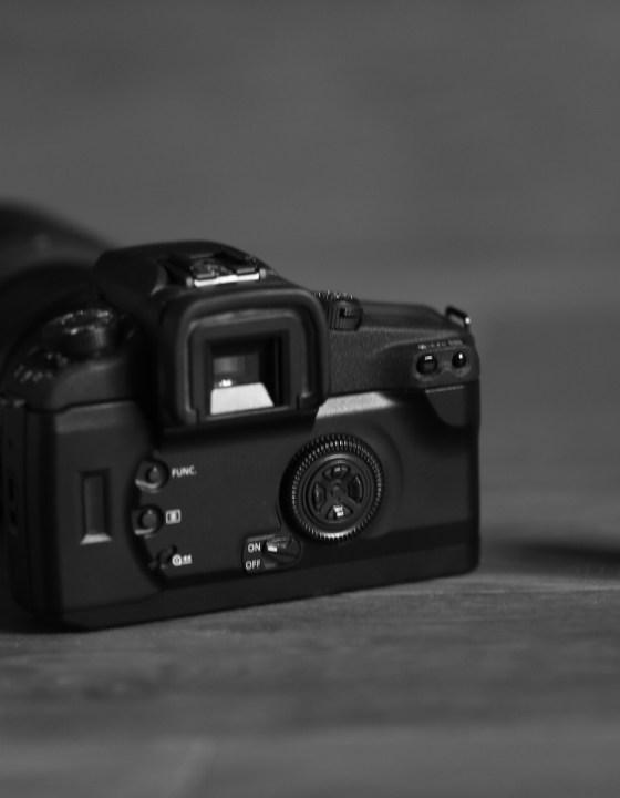 Fotografierst Du analog?