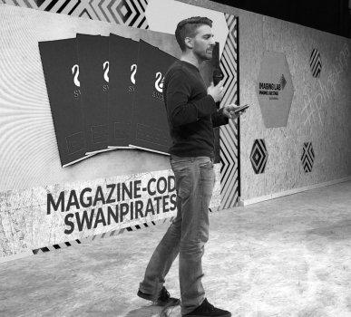 Ein Jahr SWAN Magazine