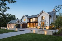 Modern Farmhouse Swan Architecture
