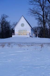 Swan Fish Camp Architecture