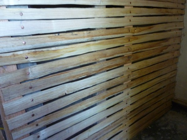 Wood Lath and Plaster Walls