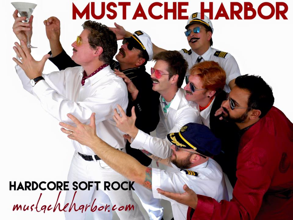 Mustache Harbor Promotional Photo 2017 (with Logo)