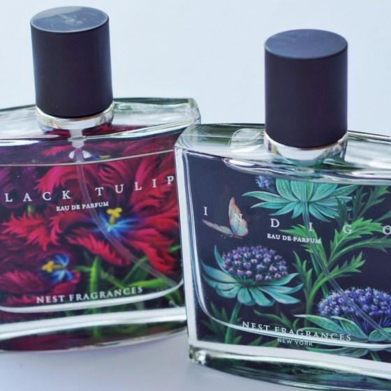 Nest Perfumes Indigo & Black Tulip