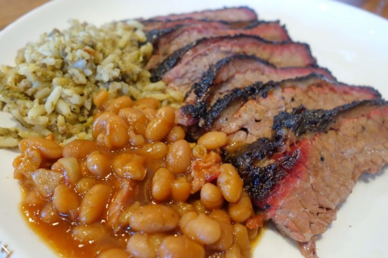 Gatlins BBQ Fatty Brisket