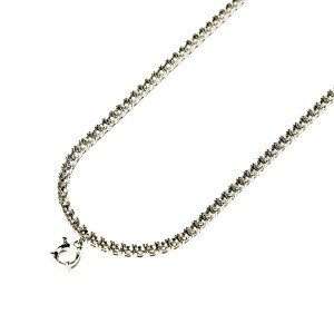 Dangling Big Stone 4 Prong Tennis Necklace
