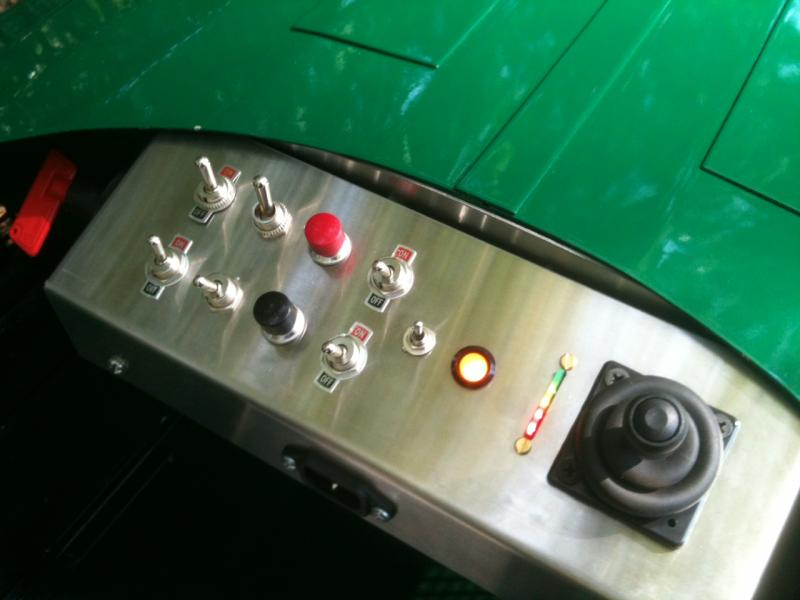 Controller With Forward And Reverse The Above Can Be Used To Control