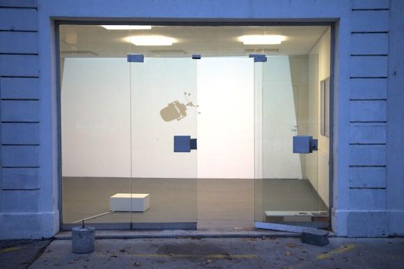 OFFICE CHAIR, vue d'instalation Espace Kugler, 2011