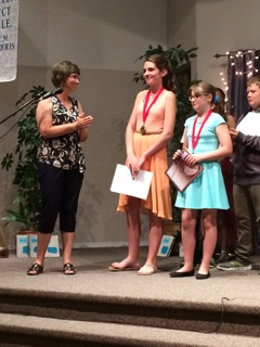 CBFCS 20152015 Awards and Recognitions  Swan River News
