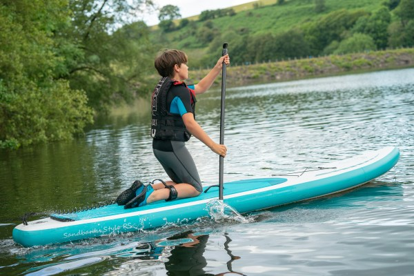 stand up paddle board swansea